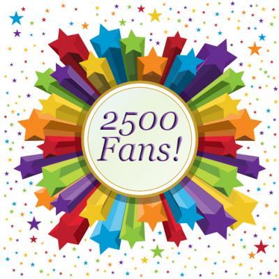 2500fans