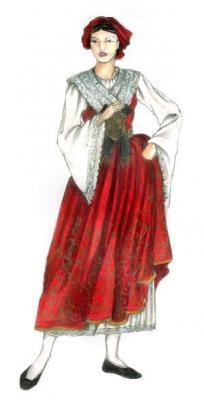 Usi costumi e storia costumi tradizionali for Vestito tradizionale giapponese femminile